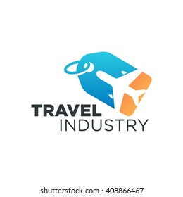 Travel Agent, Travel Discount, Travel Business Symbol