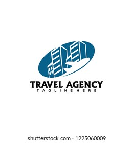 Travel Agent Logo Design