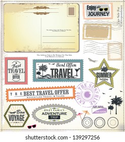 Travel design elements