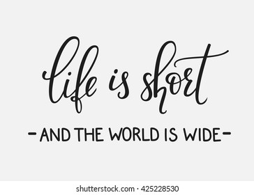 Life Quote Images Stock Photos Vectors Shutterstock