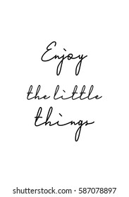 Little Things in Life Images, Stock Photos & Vectors ...