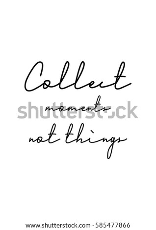Travel Life Style Inspiration Quotes Lettering Stock Vector Royalty
