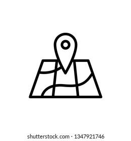 travel, location icon