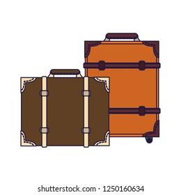 Travel luggage equipment