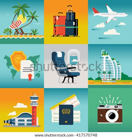 Travel Summer Trip Destination...