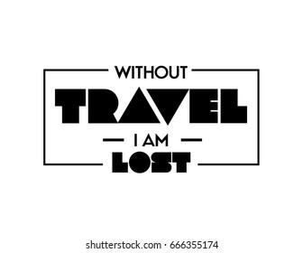 Travel Tshirt