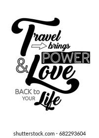 Travel T-Shirt Design