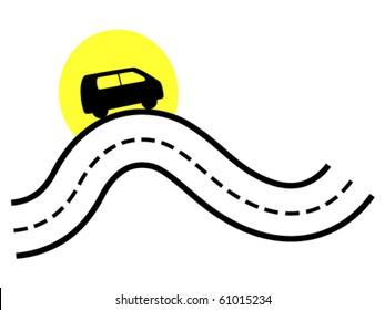 Traveling the Open Road in a Camper Van