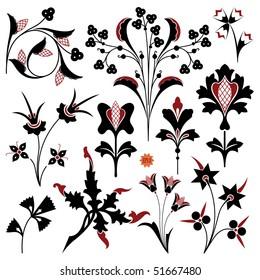 treasures of historical design - medieval (based on original)