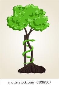 Tree of Andry, logo design