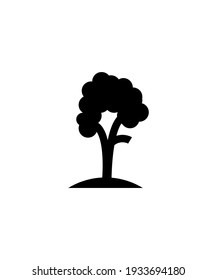 tree icon,vector best flat icon.