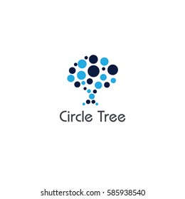 Tree logo design.