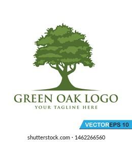 tree logo, icon vector design template