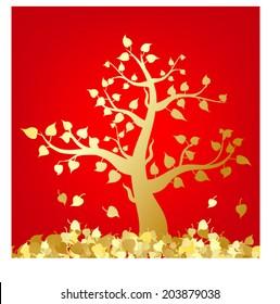 tree pho gold