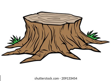 Tree Stump Cartoon Hd Stock Images Shutterstock Choose from 1700+ cartoon tree graphic resources and download in the form of png, eps, ai or psd. https www shutterstock com image vector tree stump removal 209133454