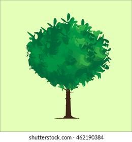 TREE Vector.EPS 10
