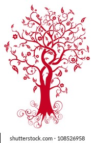Tree - vector