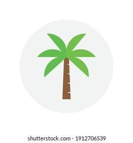 Trees icon design. vector illustration