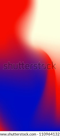 Trendy Bright Color Wallpaper Phone X Stock Vector Royalty Free