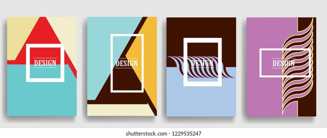 Empty Frame On Metal Background Vector Stock Vector Royalty Free
