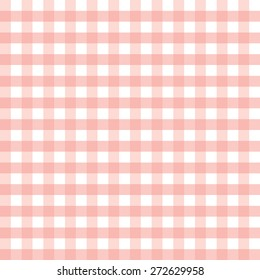 Trendy vichy pattern - seamless background