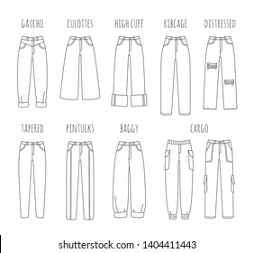 Types of Cuffs Images, Stock Photos & Vectors | Shutterstock