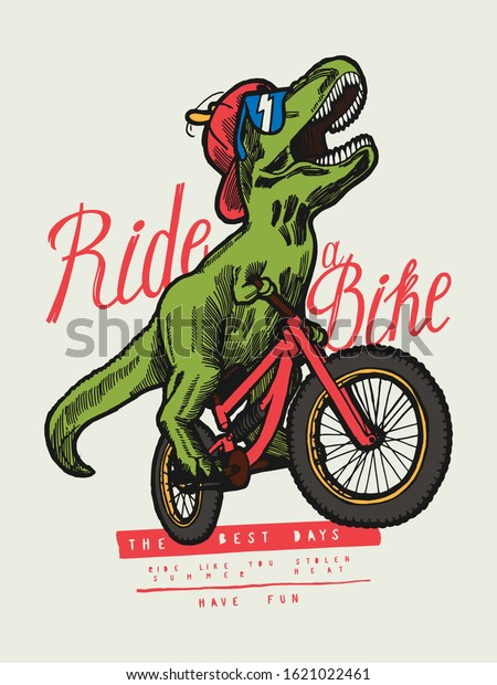 trex-dinosaur-riding-bicycle-cap-600w-16