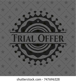 Trial Offer black badge