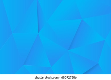 Triangle abstract background template