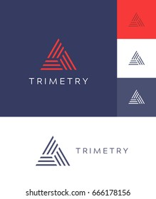 Triangle Geometry Logo