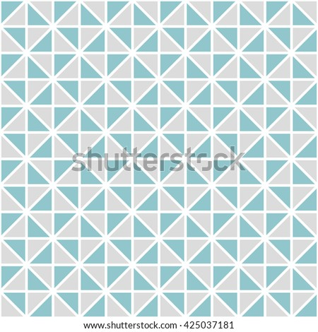triangle grid design stock vector royalty free 425037181