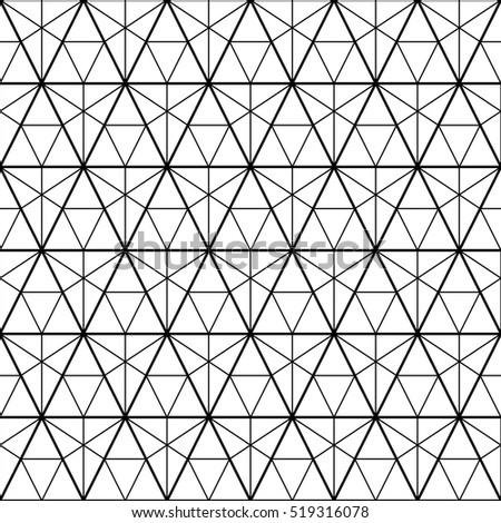 triangle grid design stock vector royalty free 519316078