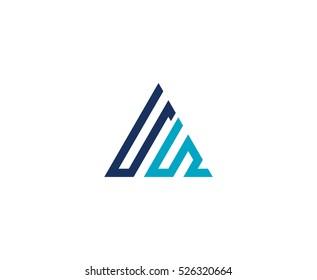 Triangle logo