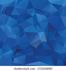 Triangle Pattern. Colorful gradient mosaic backdrop. Geometric hipster triangular background, vector. Vector illustration