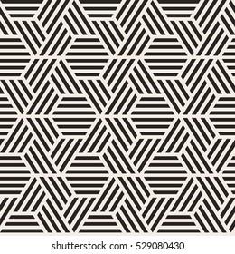 Triangle pattern, Modern stylish texture, Seamless pattern background.