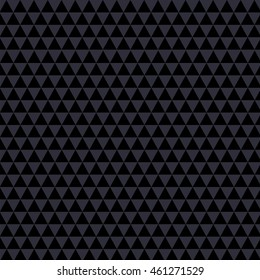 Triangles pattern. Picture for clothes, shirts. Example of a tie, of a kerchief
