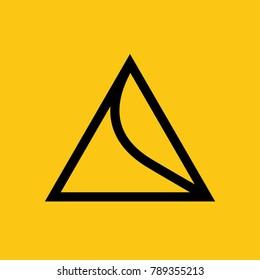 triangular symbol equilateral logo