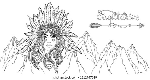 Pilgrim Girl coloring page | Free Printable Coloring Pages | 280x528