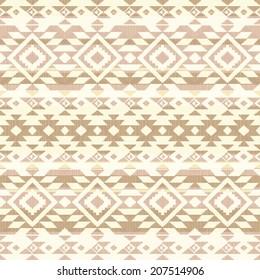 Tribal geometric pattern