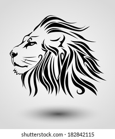 Lion Tattoo Images Stock Photos Vectors Shutterstock Hipster drawings couple drawings my drawings art dark souls animation image par image line drawing art tribal lion tattoo tribal tiger lion head tattoos body art tattoos tribal drawings pencil art drawings. https www shutterstock com image vector tribal lion 182842115