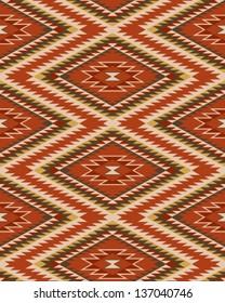 Tribal Navajo Pattern (Vector)