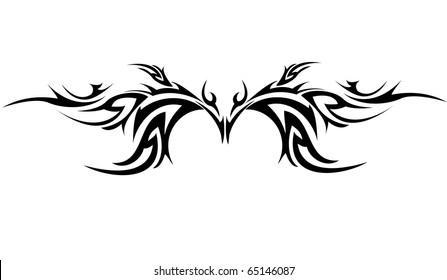 e2a07d09ee3b4 Devil Tribal Images, Stock Photos & Vectors | Shutterstock