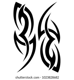 Tribal Arm Tattoos Images Stock Photos Vectors Shutterstock