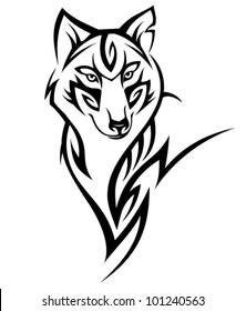 c42ca1a26 Line Art Wolf Stock Illustrations, Images & Vectors | Shutterstock