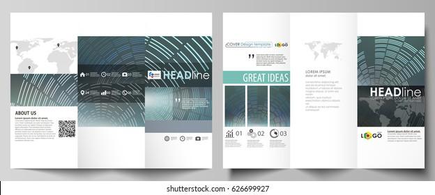 tri fold brochure template images stock photos vectors shutterstock