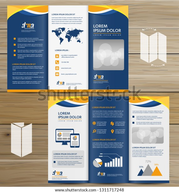 Download 35+ Ideas For Tri Fold Brochure Mockup - Ahnning69