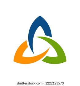 Trinity Logo Design Template
