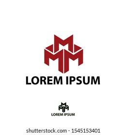 Triple M building logo inspiration