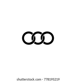 triple o logo vector