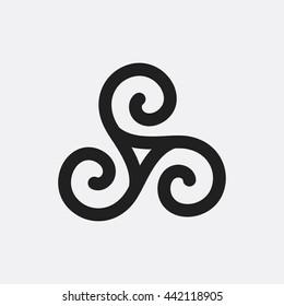 Triskel Icon